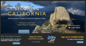 The California Environmental Legacy Project